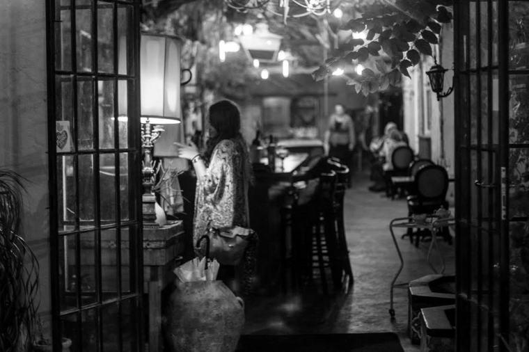 נשים מסתוריות בקורדליה